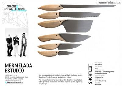Artesania Activa cuchillos pajaros
