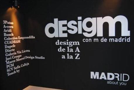 DesigM con M de Madrid