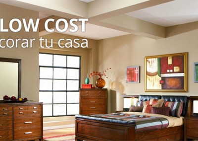 ideas low cost decorar casa