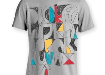 serlibre camiseta chico calle