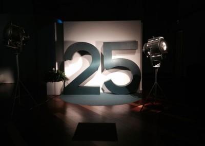 telefonica 25 aniversario
