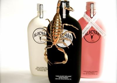 tequila alacran sabores