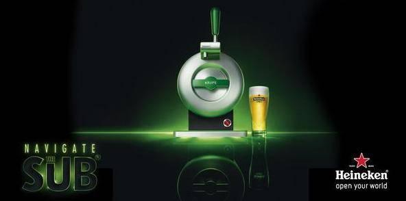 The Sub Heineken y Grupo Duende