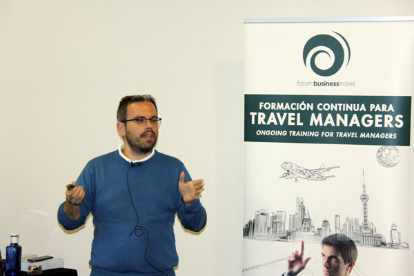 Presentación Travel Managers Forum Business Travel