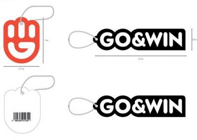 Go&win etiquetas precio