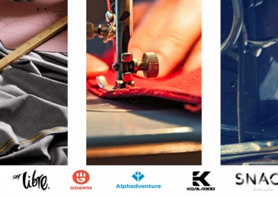 alphadventure confeccion textil branding