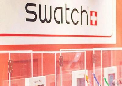 microteatro por dinero swatch-evento