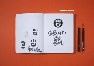 rebranding logo Go&win