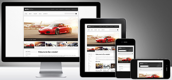 marketing de contenidos web responsive