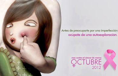 anuncio día internacional cáncer mama
