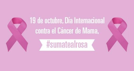 sumatealrosa cancer de mama