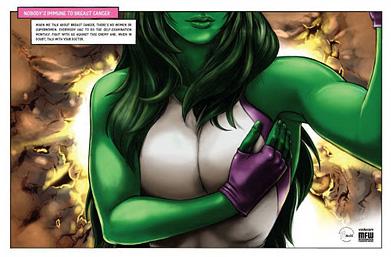superheroinas cancer de mama