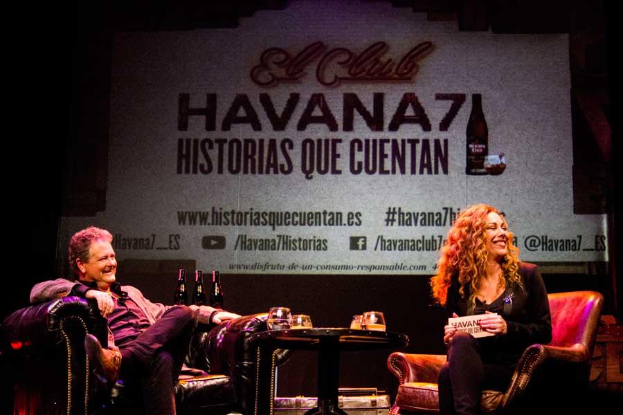 """Havana 7 """"Historias que cuentan"""" con Juan Luis Cano"""