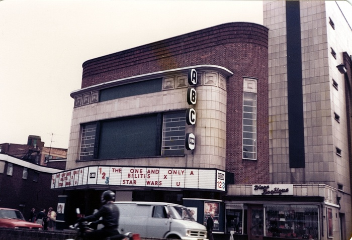 Star Wars UK 1977 Streatham
