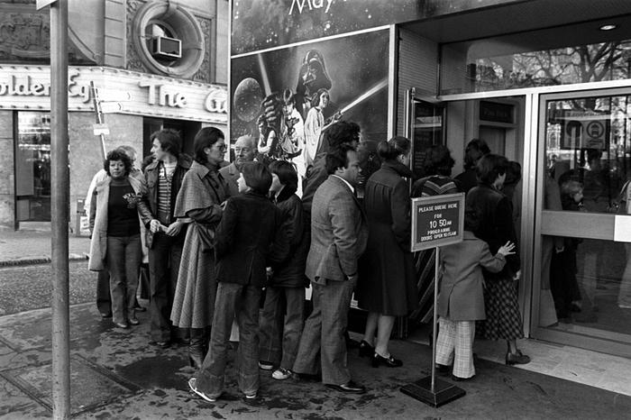 Star Wars UK 1977