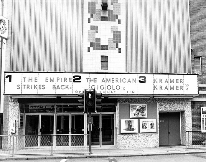 Star Wars film UK 1980