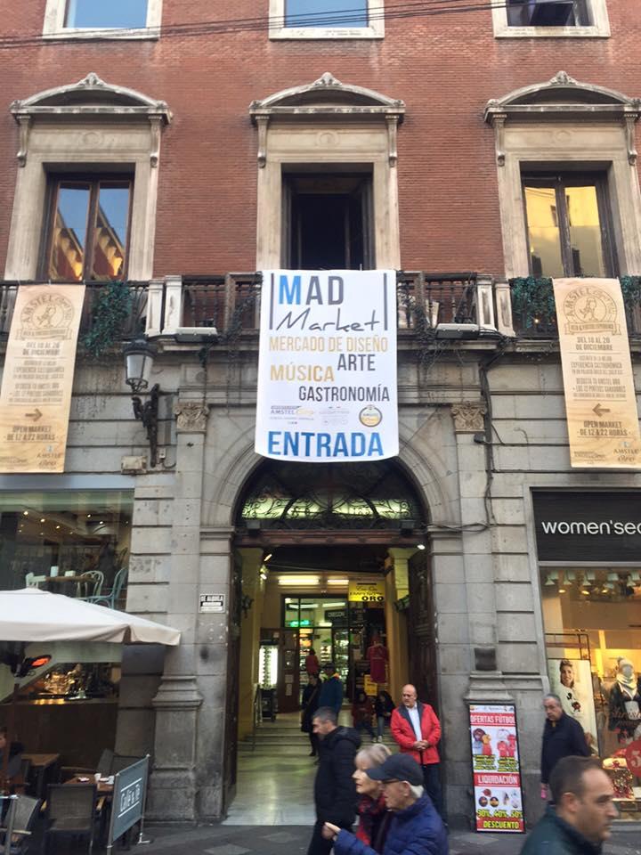 mad market madrid navidad 2015