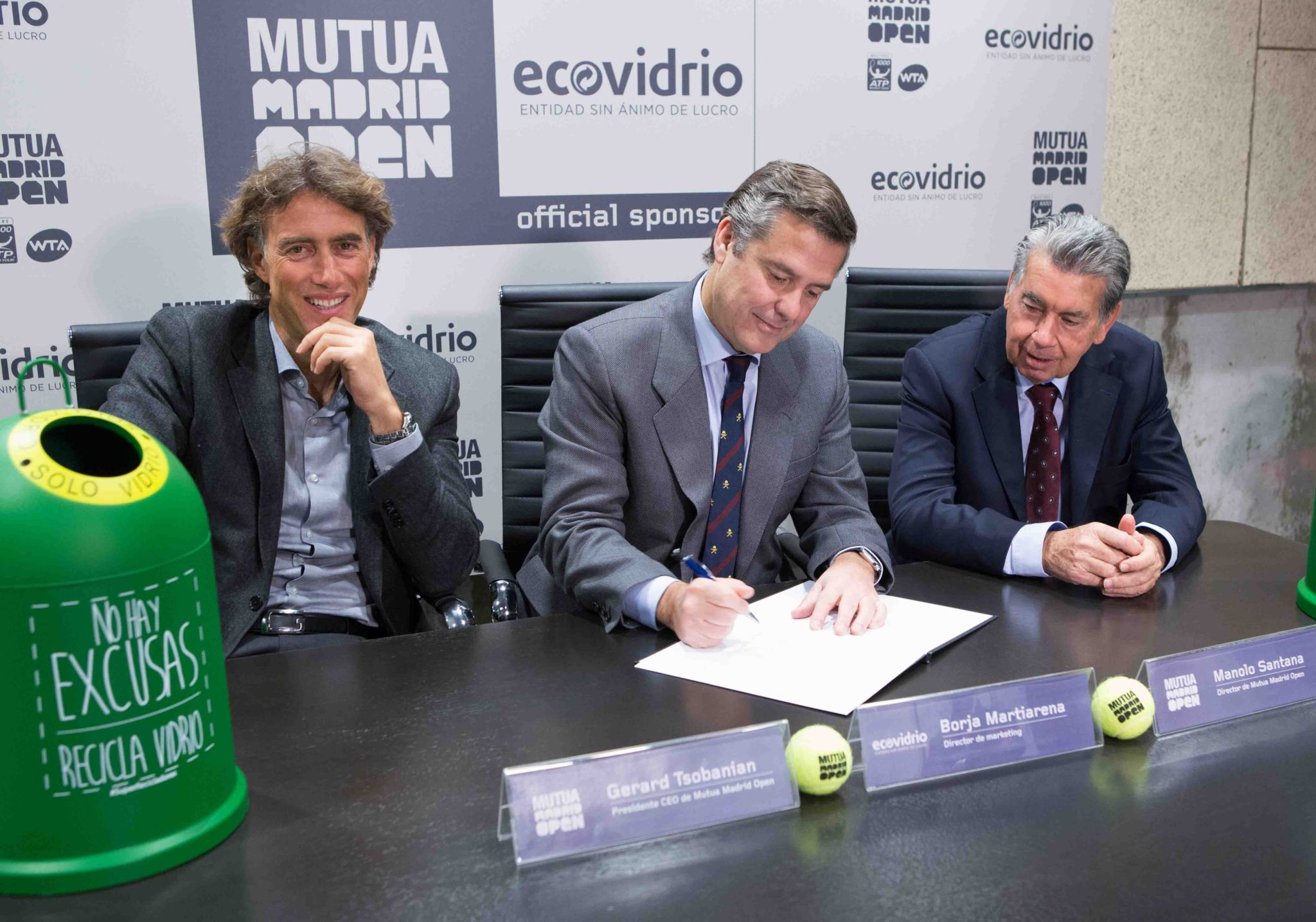 mutua madrid open tenis ecovidrio