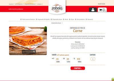 productos zabala descripción productos